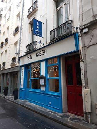 L'ingresso del Little Breizh