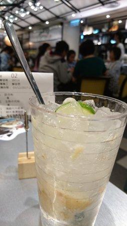 Pho Le: 店鋪凍鹹檸檬青檸水