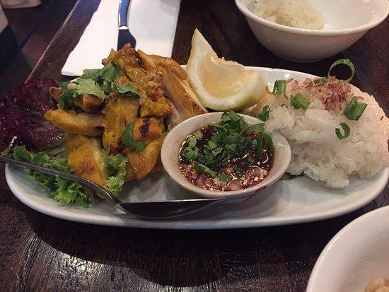 Bangkok Bites: Charcoal chicken