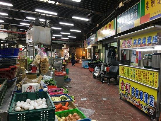 Liu Chuan Lan Dai Shui An: 2 Nd traditional market