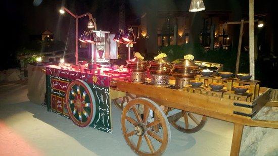 Six Senses Zighy Bay: authentic set up, divine food..