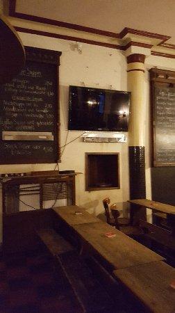 Lapidarium: Great locals pub.
