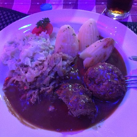 Hovdingen Bar og Restaurant Photo