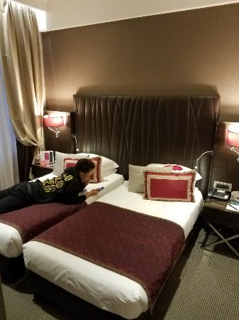 Hotel Artemide: 20171103_170350_large.jpg