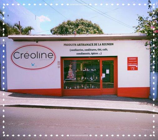 Creoline Epicerie Fine