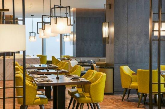 Le Meridien Xi'an Chanba: Executive Club Lounge