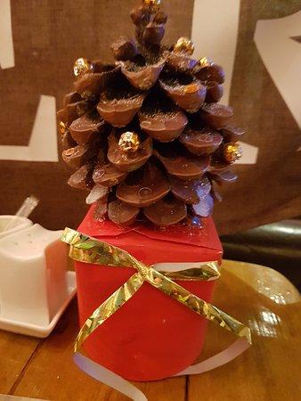 Kaizer Cafe: украшение рождественское