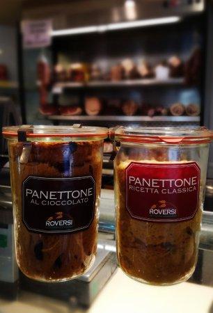 Panificio Roversi: La novità di quest'anno. Il Panettone in vasocottura!