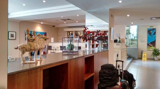 Argento Hotel: Bar interno