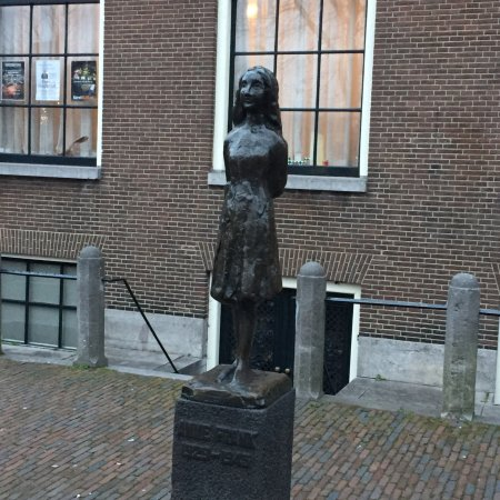 In The Footsteps of Anne Frank: World War II and Jewish History Walk Photo