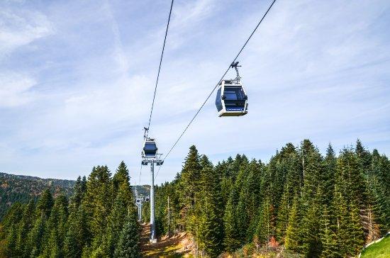 Travel Bazaar: Cable Car experience in Uludag Mountain in Bursa
