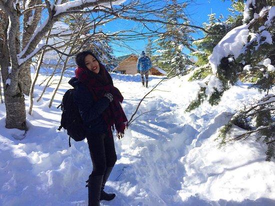 Travel Bazaar: Enjoy with snow in Bursa