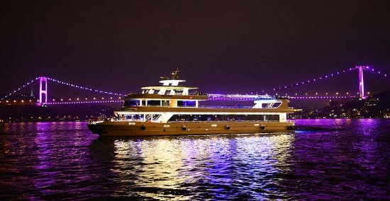 Travel Bazaar: Night Cruise on the Bosphorus in Istanbul