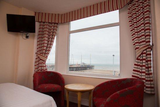 The Viking Hotel: Sea View