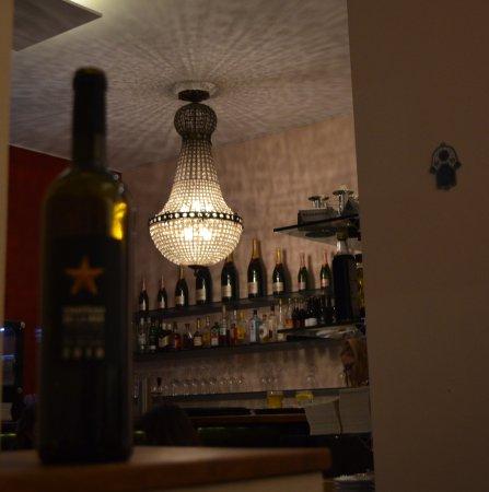 Restaurant Feinberg's: Der israelische, koschere Rotwein