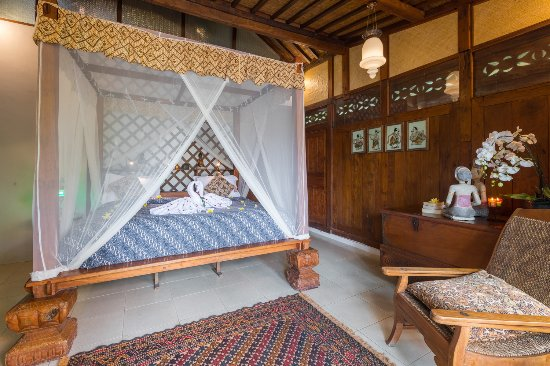 Villa Kampung Kecil: Bedroom Villa Demak