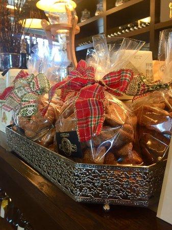 Il Barretto: Cinnamon biscuits