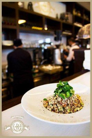 Il Barretto: Quinoa