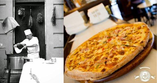 Il Barretto: Pizza
