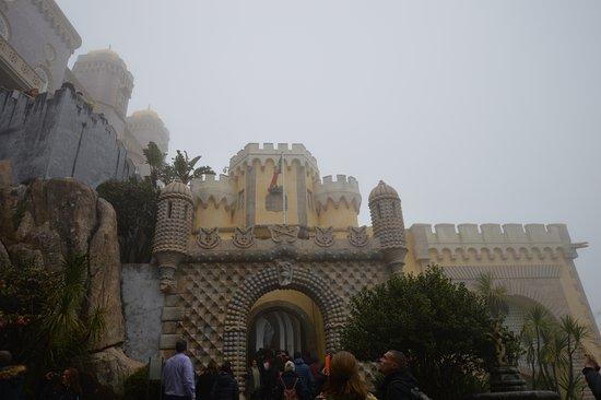Park and National Palace of Pena: Una fiaba in fotografia