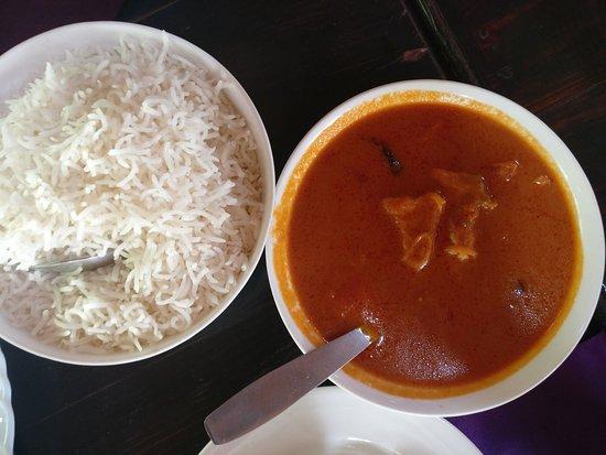 Cafe Lazy Days: Goan Fish Curry