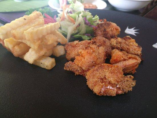 Cafe Lazy Days: Shrimp