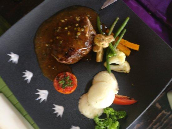 Cafe Lazy Days: Beef Steak