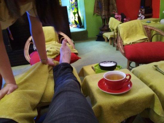 Thajsky raj Thai massages: thai masaze