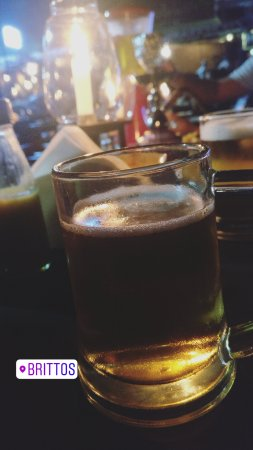 Beer @Britto's