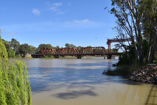 Paringa Bridge