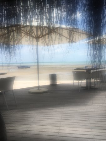 Benguerra Island, Mozambique: Pretty view from the reception