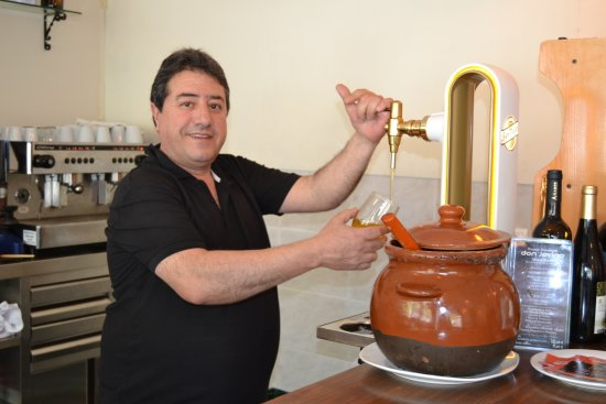 Restaurante Pizzeria Don Jovino: ¡Aquí os esperamos con la cervecita preparada!😜