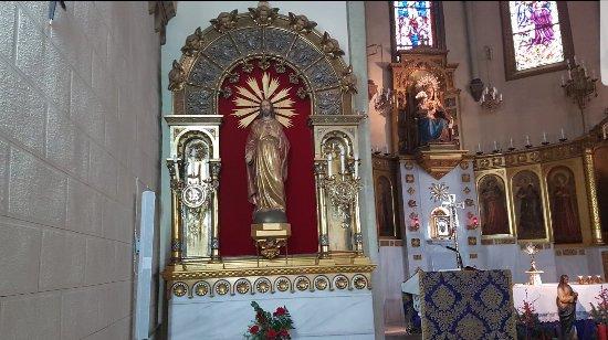 Parroquia San Antonio Maria Claret
