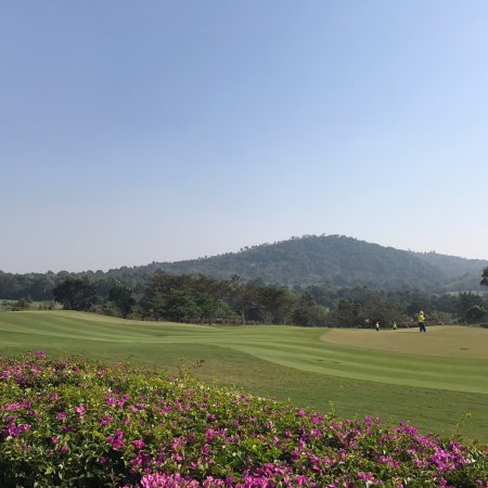 Siam Country Club Pattaya Plantation Photo