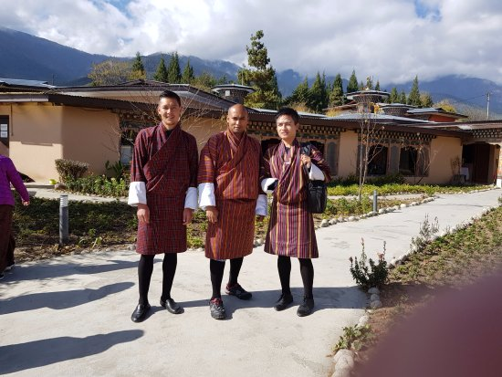 Bhutan Travel Club: This is one of the best shots