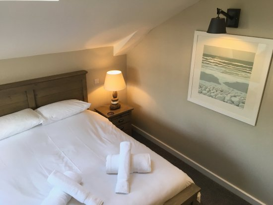 The Waterfront Inn Bar & Restaurant: Bed and breakfast