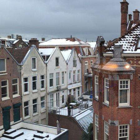 Park Hotel Amsterdam: Vista dalla camera 319