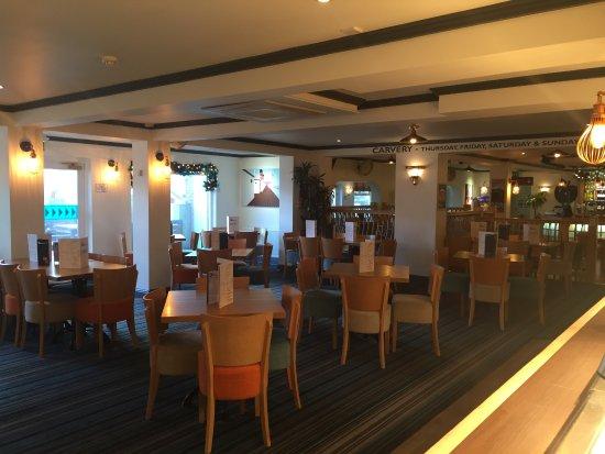 The Waterfront Inn Bar & Restaurant: Restaurant