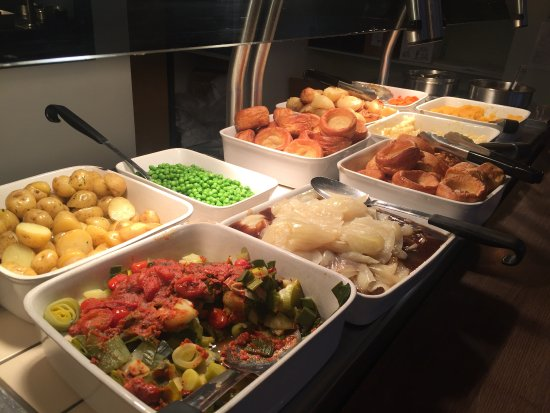 The Waterfront Inn Bar & Restaurant: Carvery, served Thursday, Friday, Saturday and Sunday