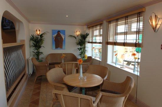 The Waterfront Inn Bar & Restaurant: Lobby