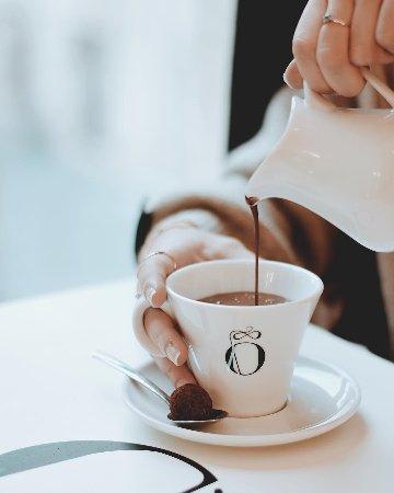Opera Patisserie: Un chocolat chaud