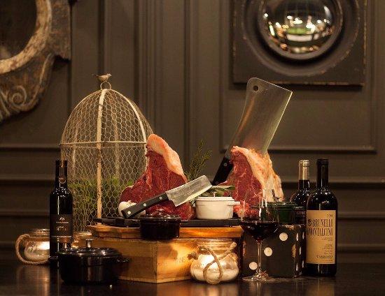 La Cocotte Restaurant: La Cocotte Firenze  Bistecca alla Fiorentina #chianina