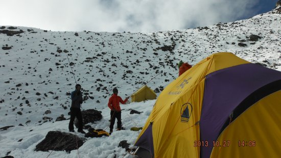 Mountain Experience: Camping