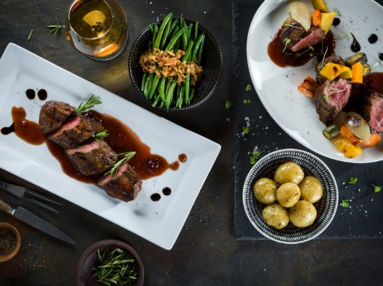 The Hussar Grill Paarl: Game Steak
