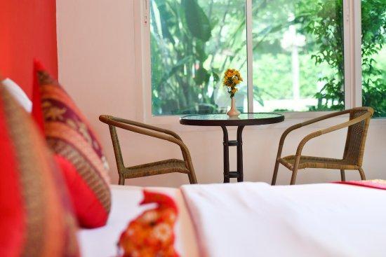 Cascades Boutique Resort: Garden Room