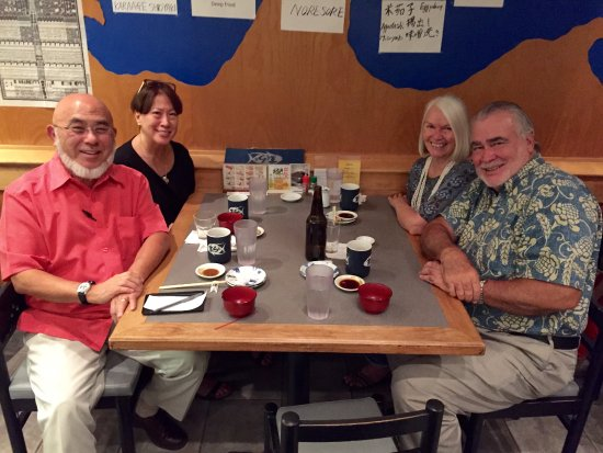 Maguro YA: Friends from Texas who loved discovering Maguroya.