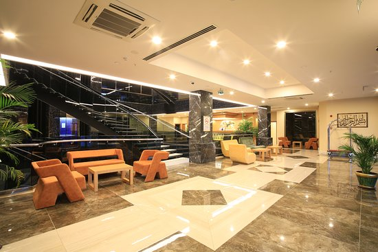Basaran Business Hotel: Lobi