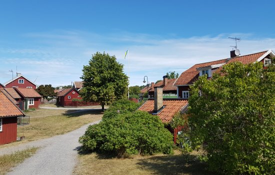 Sandhamn, السويد: Idyll på Sandhamn