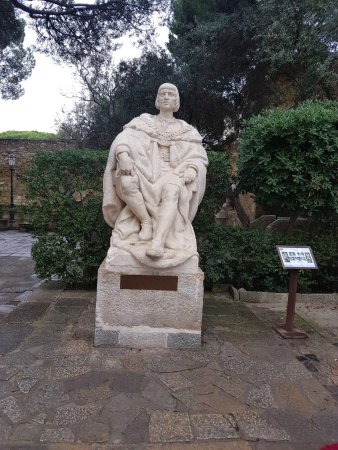 Castelo de S. Jorge: Altra statua