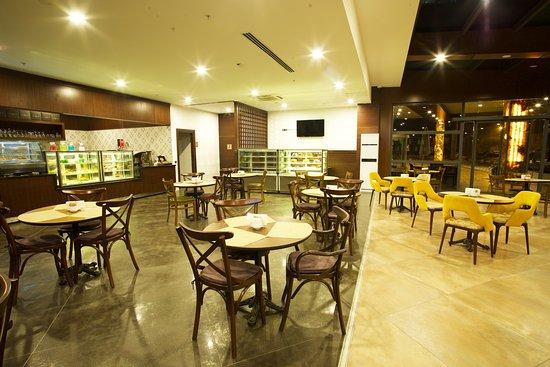 Basaran Business Hotel: Bakja pastanesi